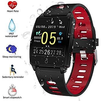 Padgene SmartWatch Reloj Inteligente IP67 Impermeable Bluetooth ...