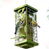Tipo: uccello esterna di materiale di alimentazione è formato  :PVC :13*33cm colore: il colore del verde 古Applicabile: Outdoor, picnic nel parco, il balcone