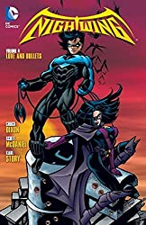 Nightwing Vol. 4: Love and Bullets by Chuck Dixon (2016-04-26)