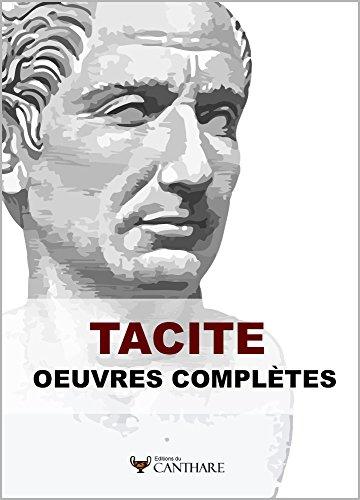 Oeuvres complètes de Tacite par Tacite