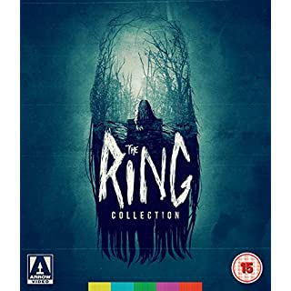 The Ring Collection - Limited Edition [Blu-ray]