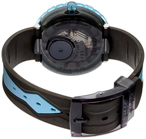 Flik Flak Kinderuhr Datum Quarz mit Plastikarmband – FCSP016 - 2