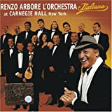 Renzo Arbore L'orchestra Italiana at Carnegie Hall