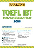Barron's TOEFL iBT Test of English as a Foreign Language with Audio CDs