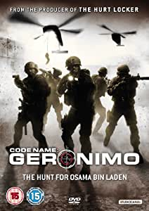 Code Name: Geronimo - The Hunt For Osama bin Laden [DVD]