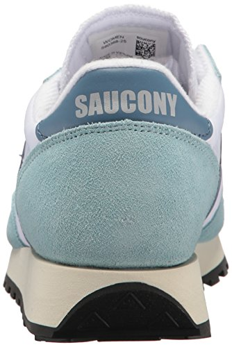 Saucony Damen Jazz Original Vintage Wht / Blu S60368-25 Mehrfarbig Sneaker (bianco / Blu S70368-25)