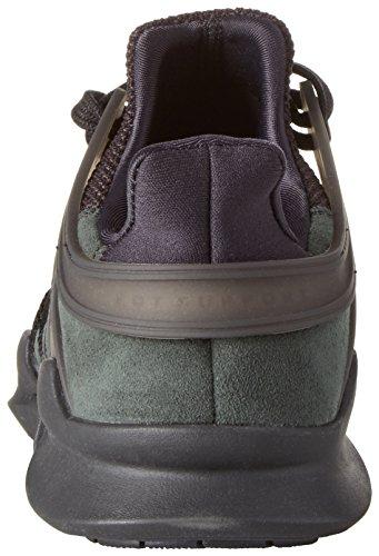 adidas EQT Support ADV W, Scarpe da Ginnastica Donna Nero (Core Black/Core Black/Sub Green S13)