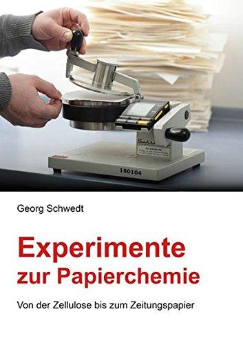 Experimente zur Papierchemie: Von der Zellulose bis zum Zeitungspapier
