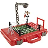 WWE Rumblers - Money In The Bank Carry Case / Playset