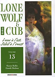 Lone Wolf & Cub Edition simple Tome 13