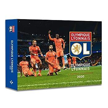 L'agenda-calendrier Olympique Lyonnais 2020