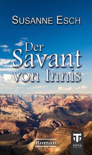 Buchseite und Rezensionen zu 'Der Savant von Innis' von Susanne Esch