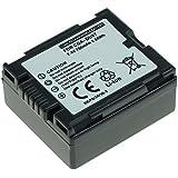 Batterie pour Panasonic NV-GS10 NV-GS120 NV-GS140 NV-GS150 NV-GS158 NV-GS180 NV-GS188 (750mAh)