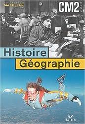 Histoire-Géographie : Manuel, CM2 (avec atlas)