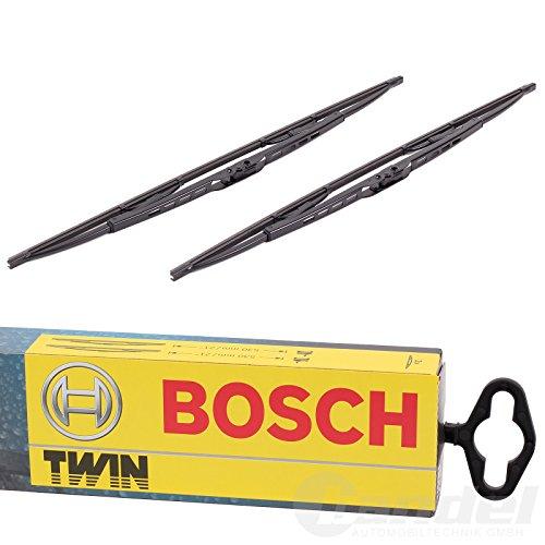 BOSCH TWIN SCHEIBENWISCHER SET VORNE 539 650+550mm