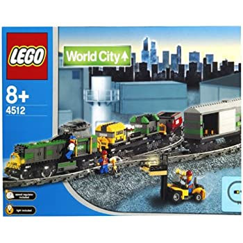 LEGO Trains: Cargo Train Set by LEGO: Amazon.co.uk: Toys & Games
