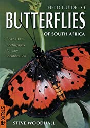 Field Guide to Butterflies of South Africa (New Holland Field Guide)