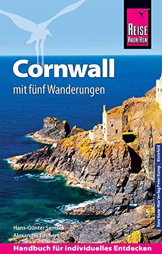 Reise Know-How Reiseführer Cornwall mit fünf Wanderungen