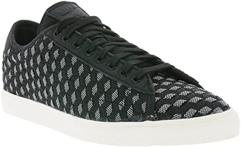 Nike Tennis Classic AC Woven Schuhe Sneaker Turnschuhe Schwarz 724976 004