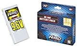 Akku Pack Kassette 9.6V NiMH 800mAh von Nikko