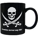 Taza Goonies never say die!