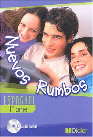 Nuevos Rumbos, 4ème (1 livre + 1 CD audio)
