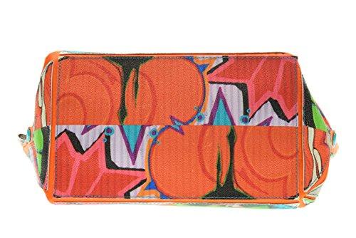 Borsetta Donna Borsetta Cyndistudio-e16 Flat Print Trans. Dav / Dt S0199 Garage