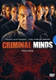 Criminal Minds Stg.1 (Box 6 Dvd)
