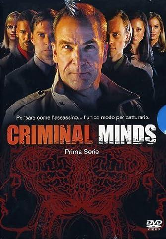 criminal minds - season 01 (6 dvd) box set dvd