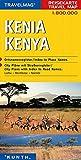 Reisekarte : Kenia -