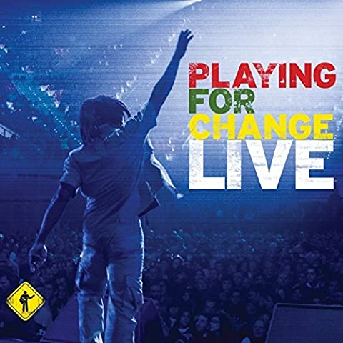 Playing for Change Live (CD + DVD Combo) by Playing For Change Records (2010-06-15)