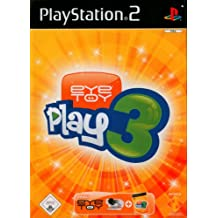 EyeToy: Play 3 inkl. Kamera [Software Pyramide]