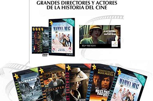 Grandes Directores de la historia del Cine (EL MUNDO) Colección completa de 25 DVDs
