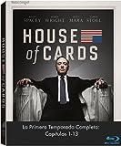 House Of Cards - Temporada 1 [Blu-ray]