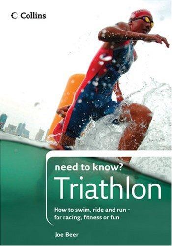 Triathlon (Collins Need to Know?) por Joe Beer