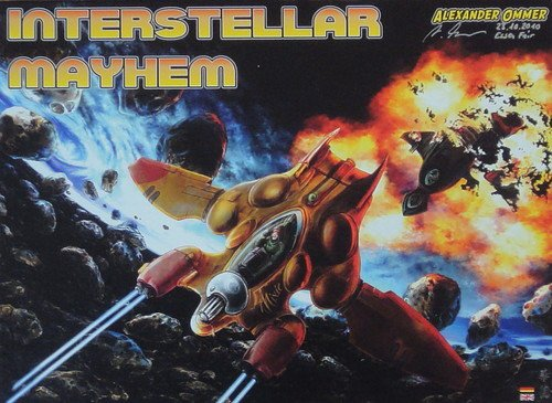 Soylent Games 1 - Interstellar Mayhem