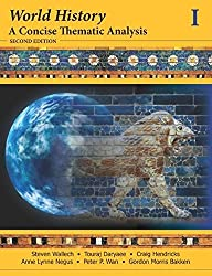 World History: A Concise Thematic Analysis, Volume One by Steven Wallech (2013-01-22)