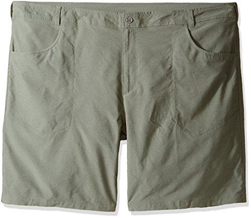 Columbia Men's Big-Tall Pilsner Peak Shorts, Cypress, Size 50 -
