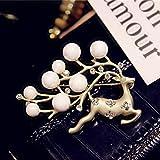 DJDG Broschen Drip Oil Brooch Shirt Female Brooch Drill Collar Pin Pin Retro Accessoriesbrosche Pin Covered Schals Schal Clip