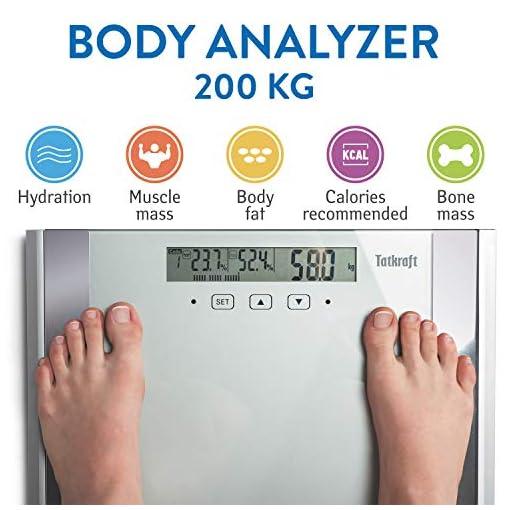 Recensione e opinioni su Tatkraft Fitness Bilancia