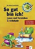 Die kleinen Lerndrachen Test-Block: So gut bin ich! Lesen und Verstehen 2. Klasse: 64 Test-Aufgaben wie in der Schule. Extra Lösungsteil