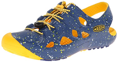 Keen Rio, Sandali sportivi bambini Blu true blue/yellow, Blu (true blueyellow), 34