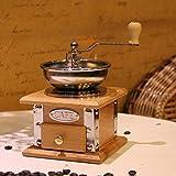 HCCTI Baum-Schleifmaschine, Holz-Schleifmaschine, Mühlen-Schleifmaschine, kommerzielle Hand-Grinder-Schleifmaschine
