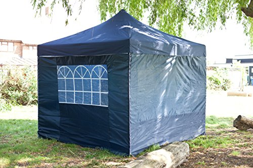 All Seasons 3x3m Gazebo - Ideal for Camping
