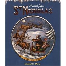 A Visit from Saint Nicholas (Huntington Library Children's Classics)
