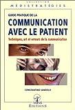 Guide pratique de la communication avec le patient