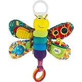 Lamaze Baby Spielzeug Freddie, das Glühwürmchen Clip & Go - hochwertiges Kleinkindspielzeug - Greifling Anhänger zur…
