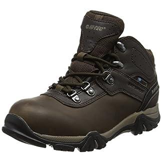 Hi-Tec Unisex Kids' Altitude Vi Wp Jr High Rise Hiking Boots 12
