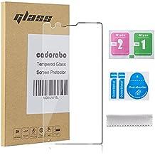 Cadorabo - Protection d'écran en verre trempé pour Sony Xperia SP Protection d'écran en verre trempé écran verre de Protection 0,3 mm coins arrondis - HAUTE-TRANSPARENCE