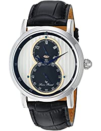 amazon co uk lucien piccard watches lucien piccard men s watch lp 40044 02s ra